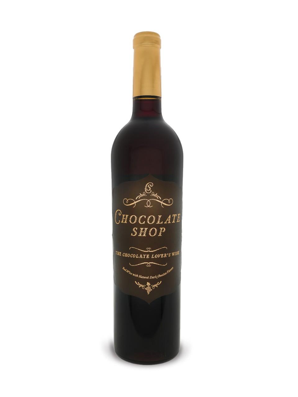 Peace Bridge Duty Chocolate Red Wine