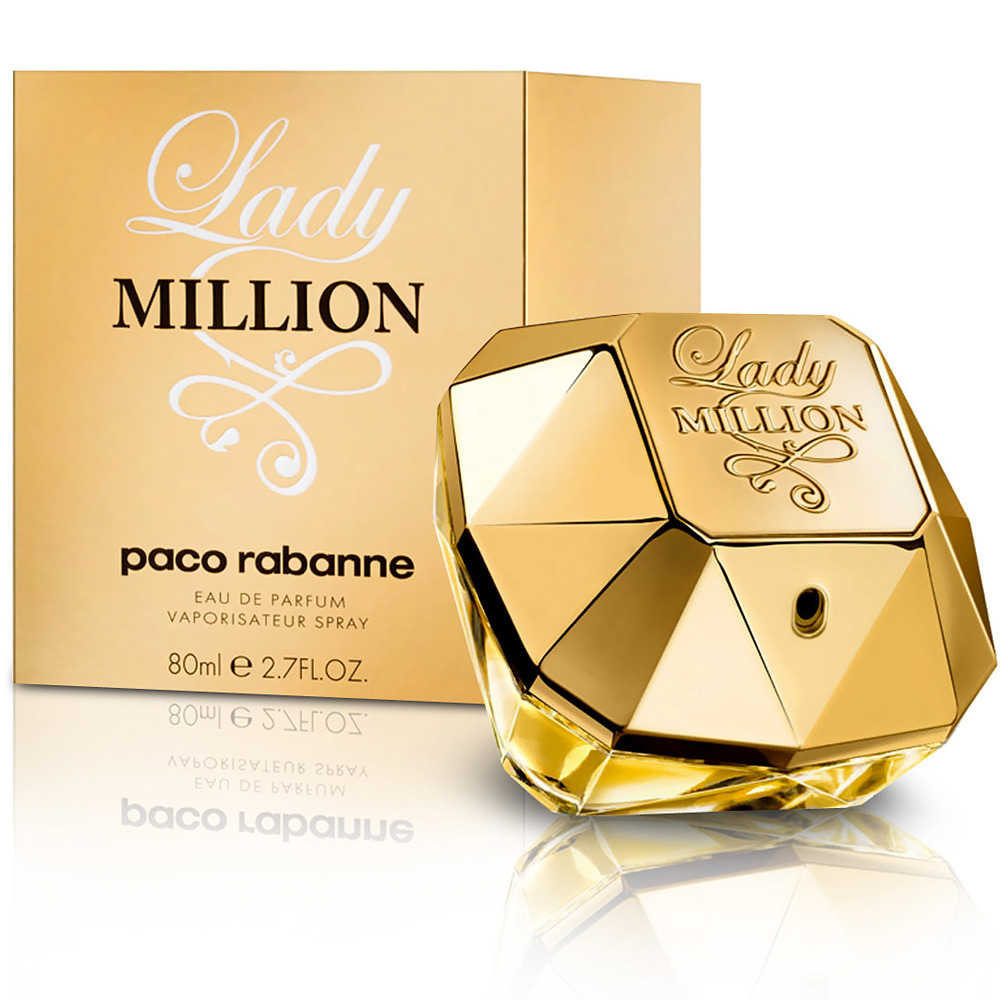 e59c2576e LADY MILLION EDP Paco Rabanne. CAD  109.00. Lady Million Eau de Toilette ...