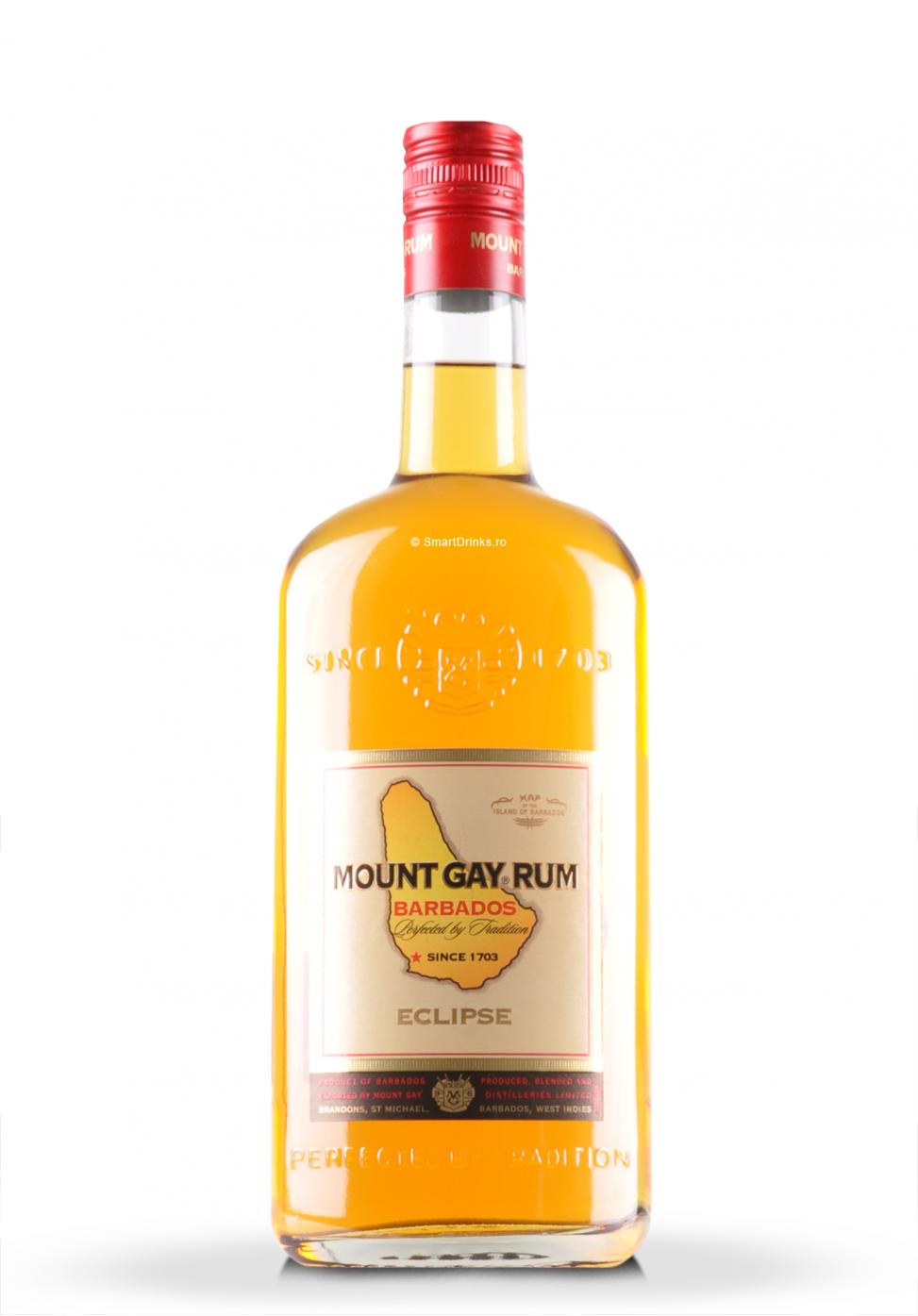 Duty free mount gay rum