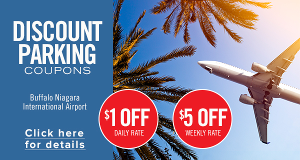 Ellicott buf parking coupons discount