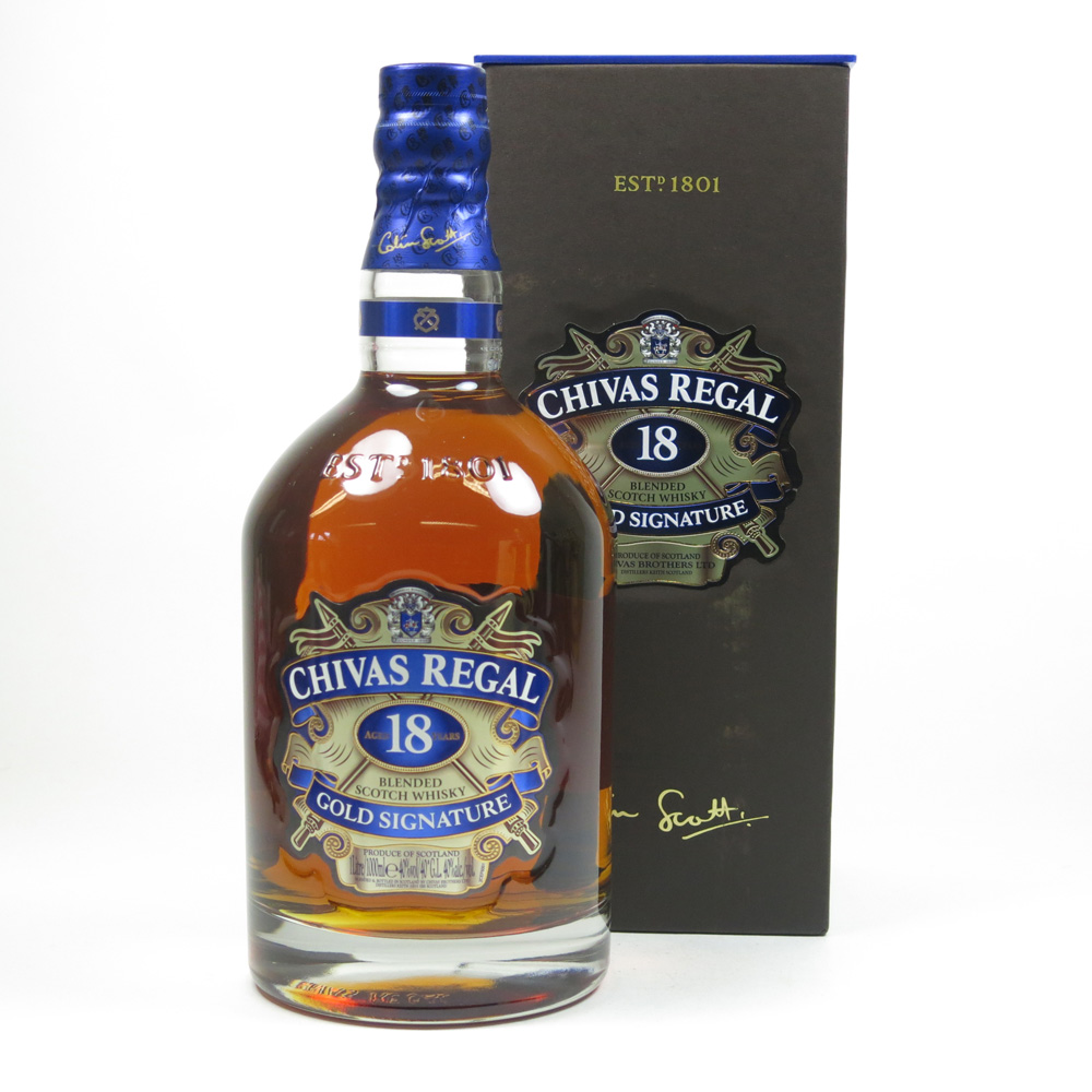 Peace bridge duty free 18 year old scotch whisky - Chivas regal 18 1 liter price ...