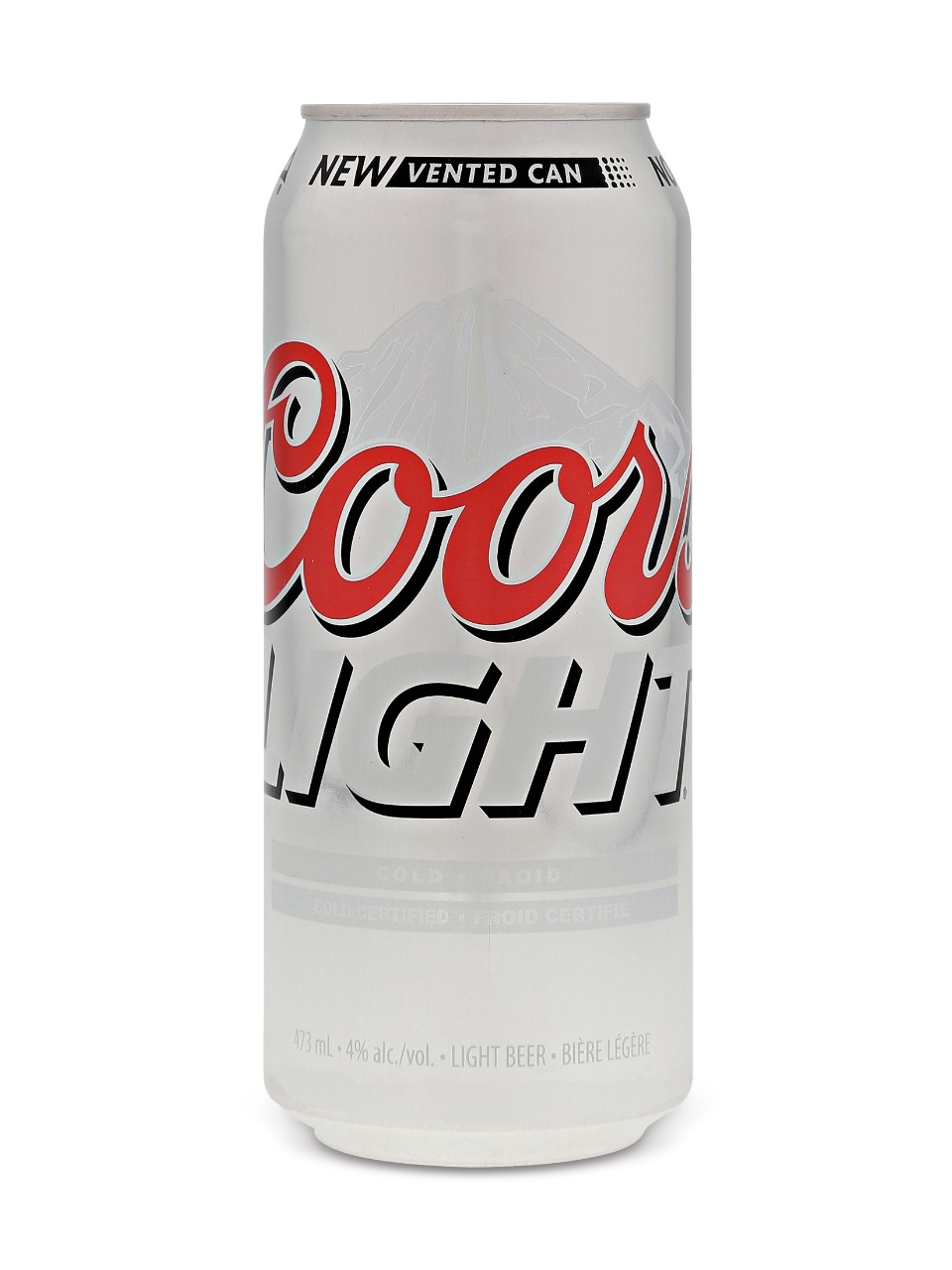 Peace Bridge Duty Free Coors Light Tall Boys 6pk