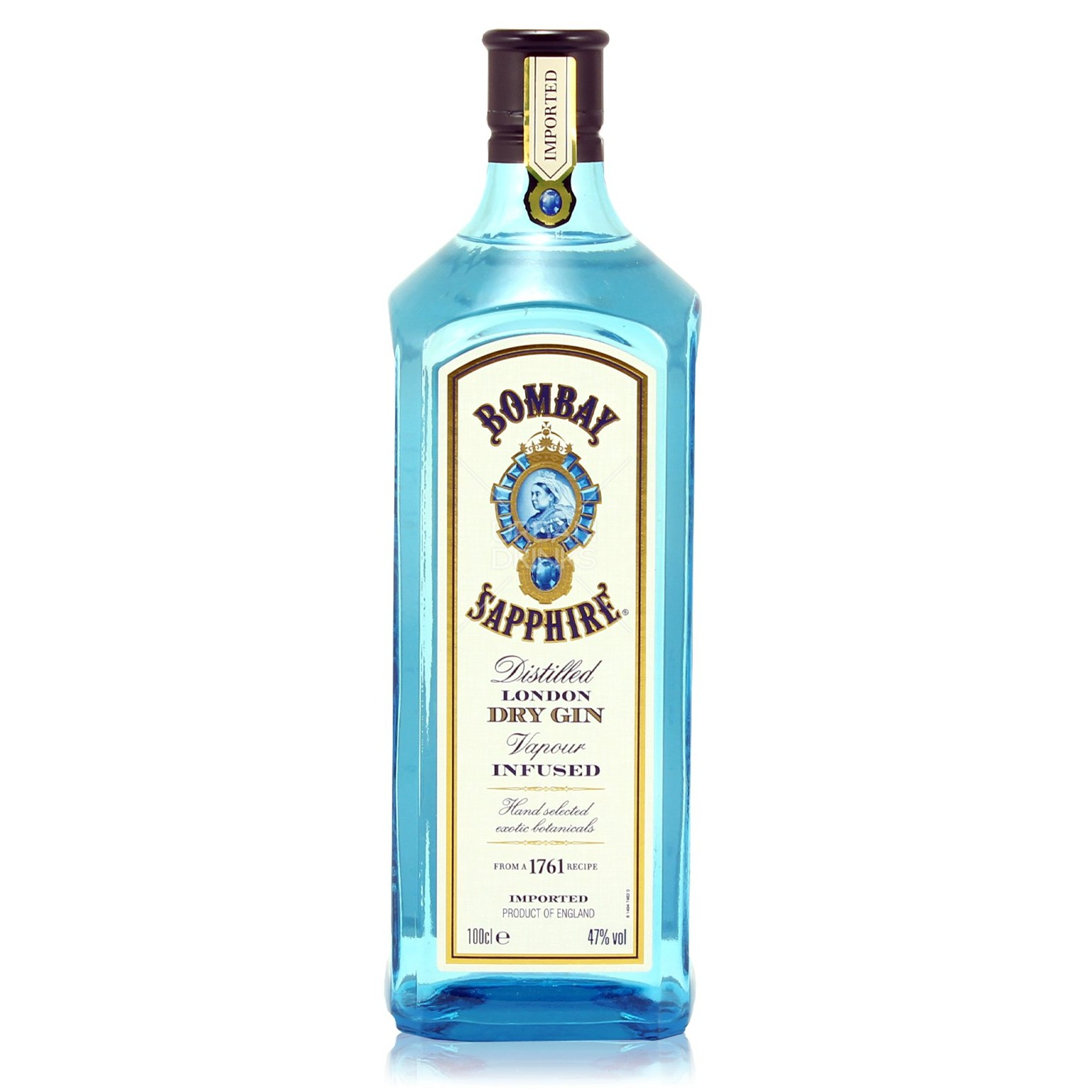 Peace bridge duty free sapphire gin for Best mixers for gin